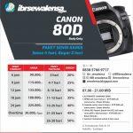 canon kamera 60 Harga Sewa Rental kamera DSLR Canon EOS 80D Surabaya, IBR sewalensa, Sewa kamera, Sewa Lensa, Rental Kamera, Rental Lensa, Jakarta, Bandung, Semarang, Yogyakarta, Surabaya